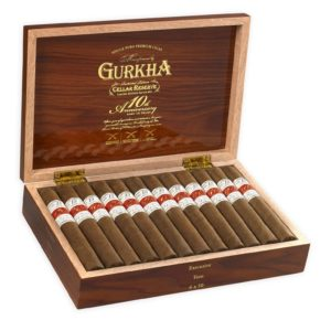 Cigar News: Gurkha Cellar Reserve 10-Year Anniversary Moves to Regular Production