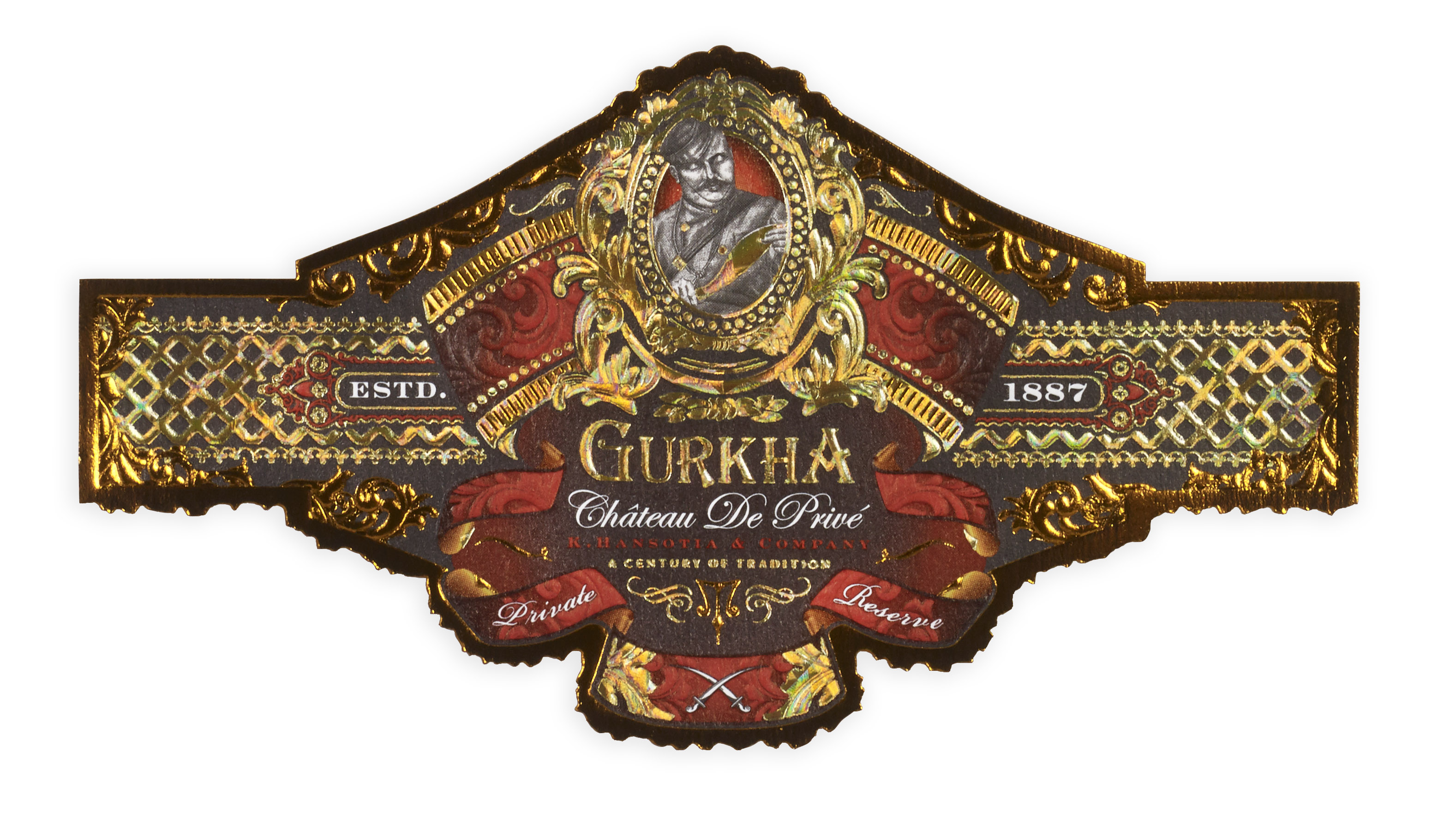 Cigar News: Gurkha Chateau de Prive to Launch at the 2018 IPCPR