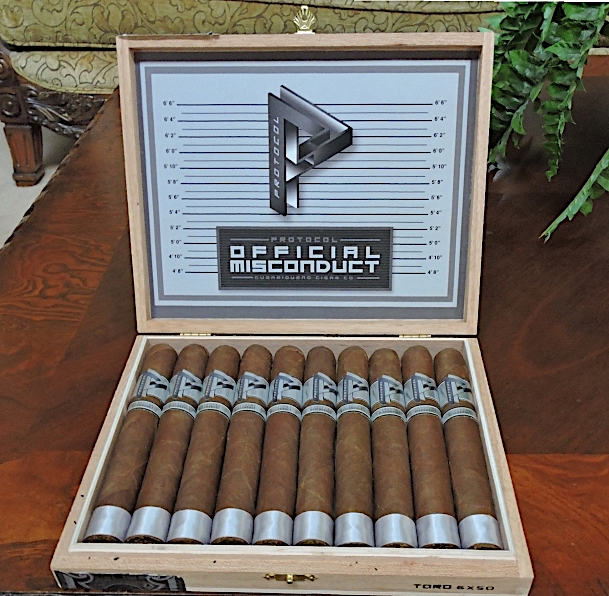 Protocol Official Misconduct Toro Open Box