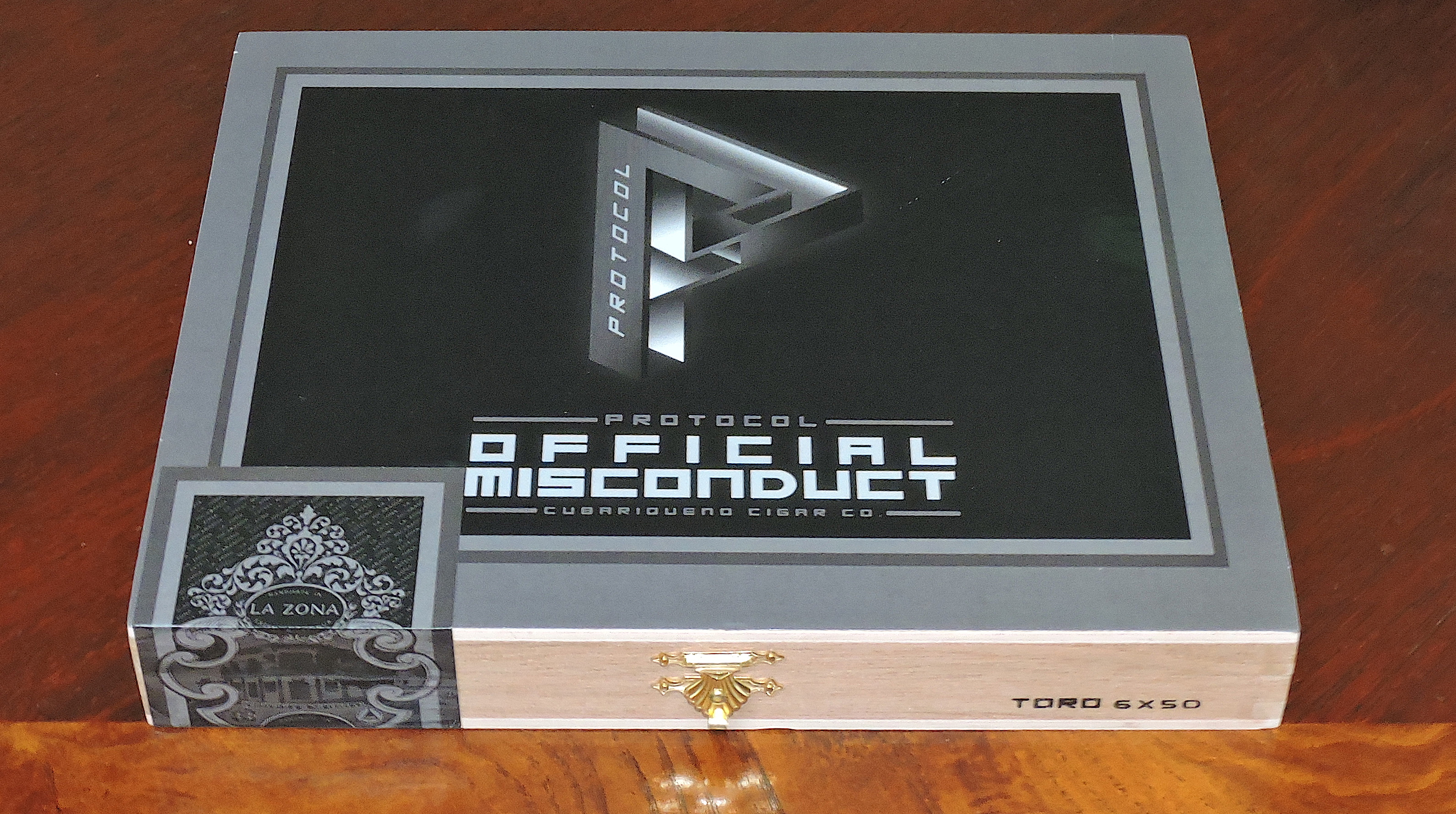 Protocol Official Misconduct Toro Closed Box