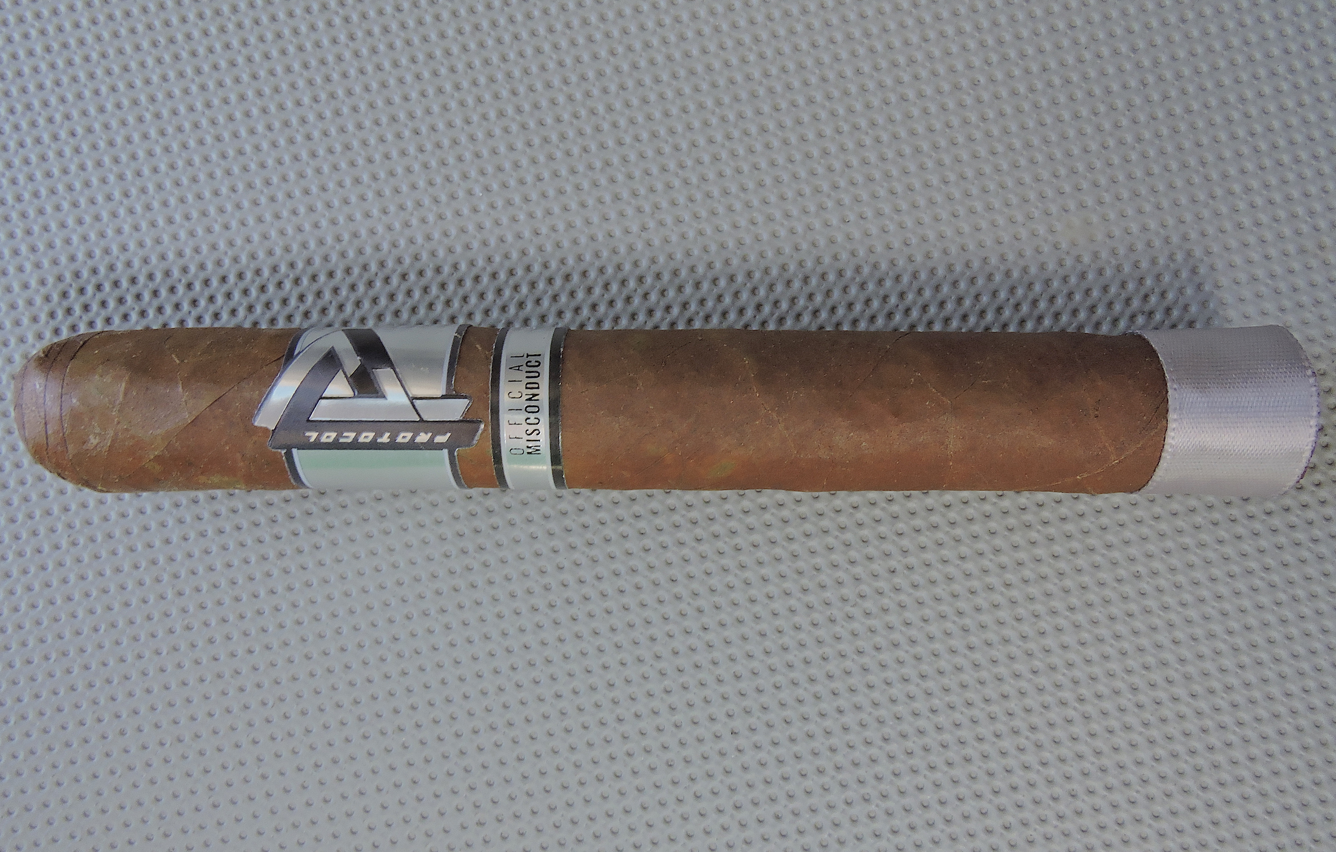 Cigar Review: Protocol Official Misconduct Toro by Cubariqueño Cigar Company