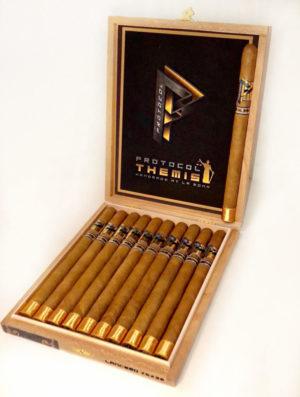 Cigar News: Cubariqueño Cigar Company Releasing Protocol Themis Lancero