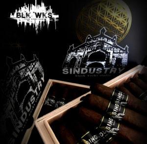 Cigar News: Black Works Studio Sindustry 2018 Vintage Released