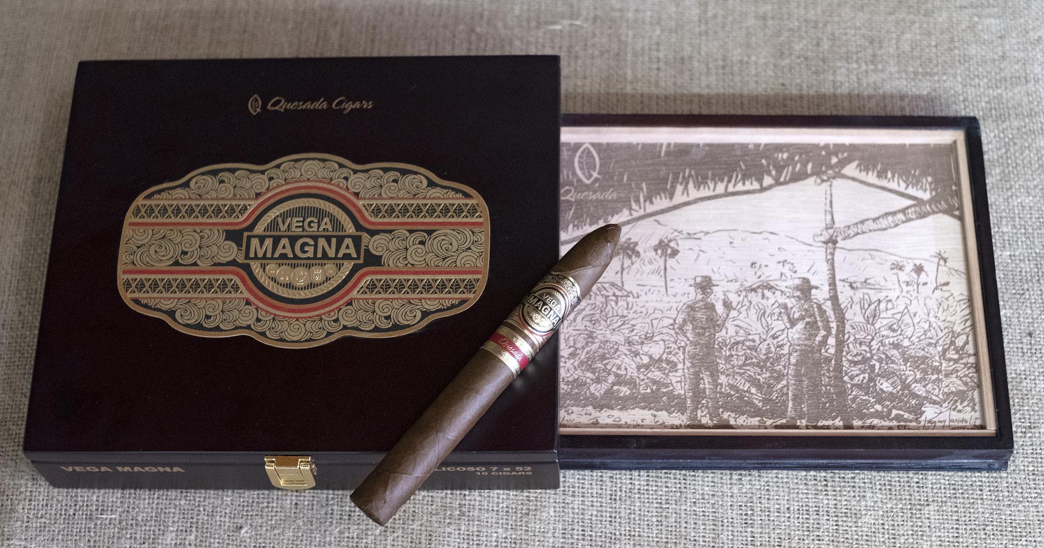 Vega Magna Box