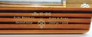 Cigar News: Alec Bradley Fine & Rare RS 10=(86) Second Issue Heads to Stores