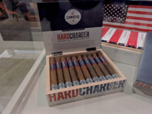 Cigar News: Camacho Hard Charger Launched at 2018 IPCPR as Third Brotherhood Series Release