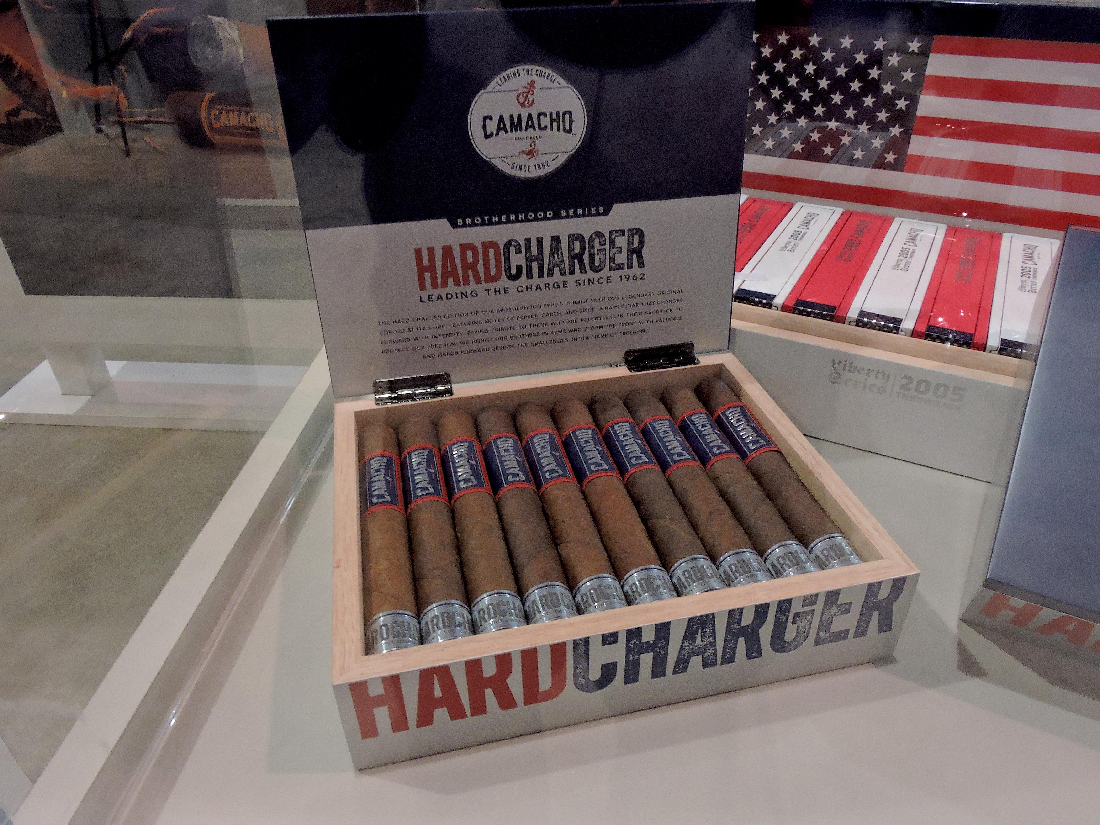 Camacho Hardcharger