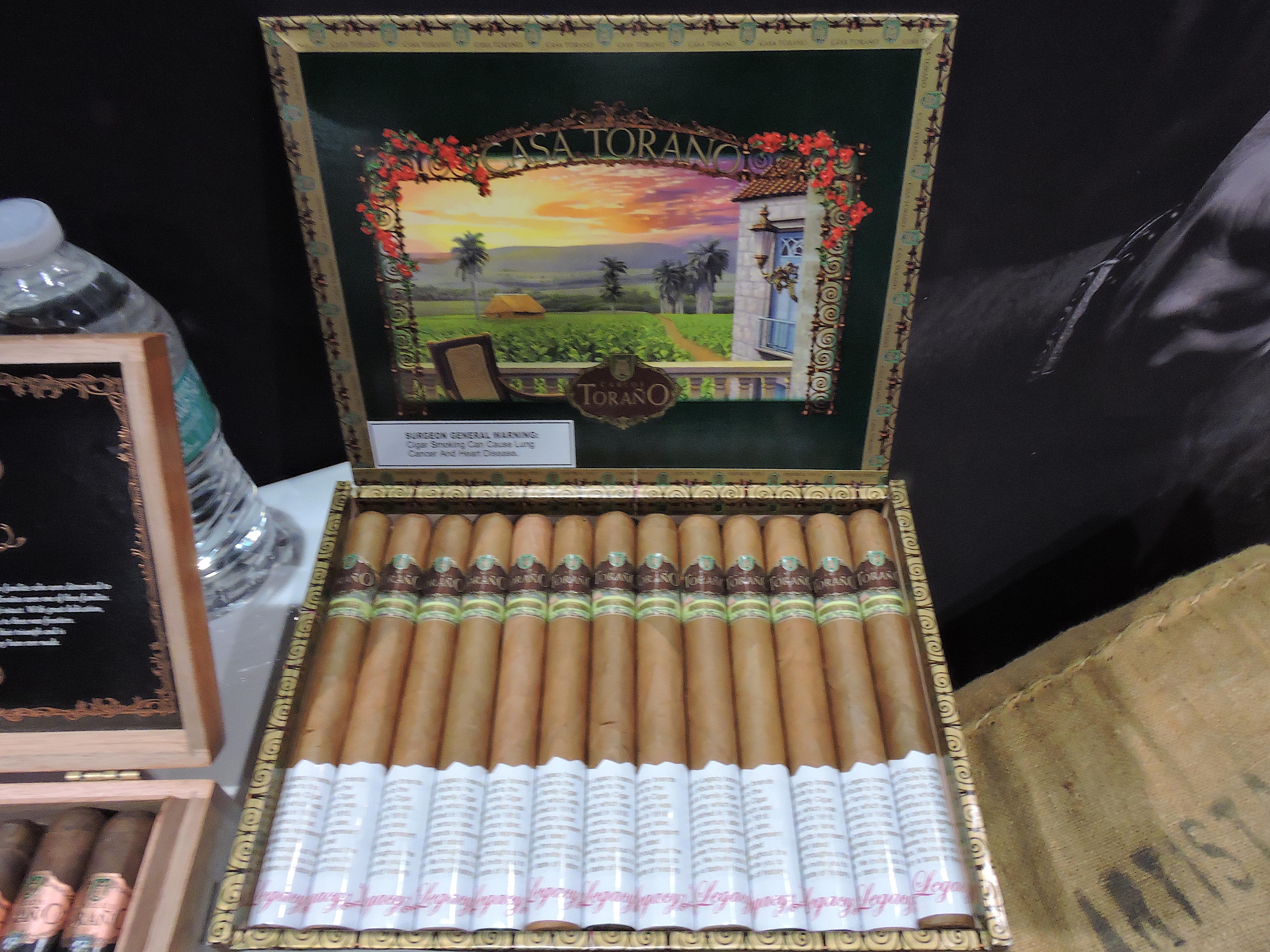 Cigar News: Three Legacy Toraño Blends Return at 2018 IPCPR