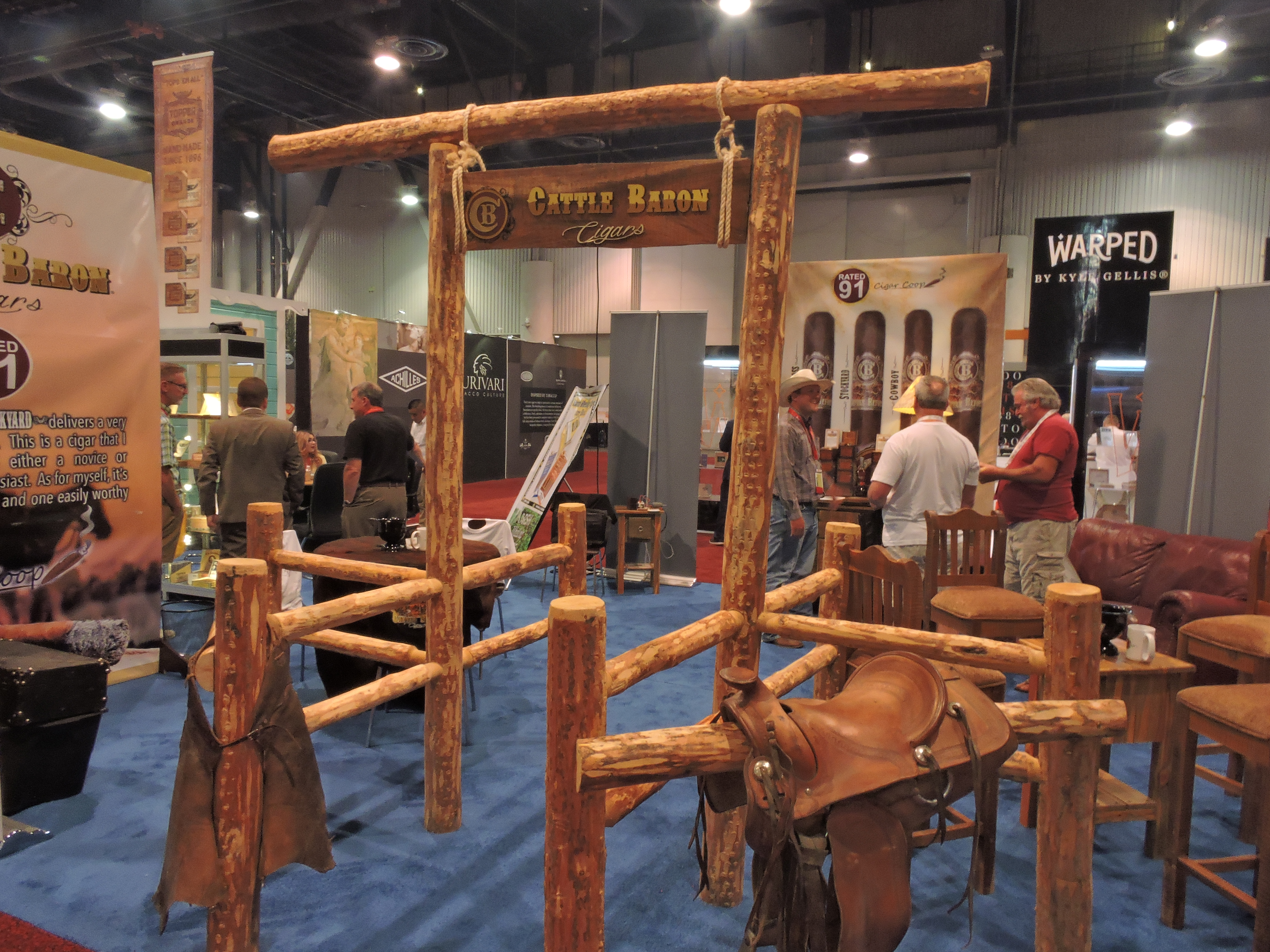 Feature Story: Spotlight on Cattle Baron Cigars at the 2018 IPCPR