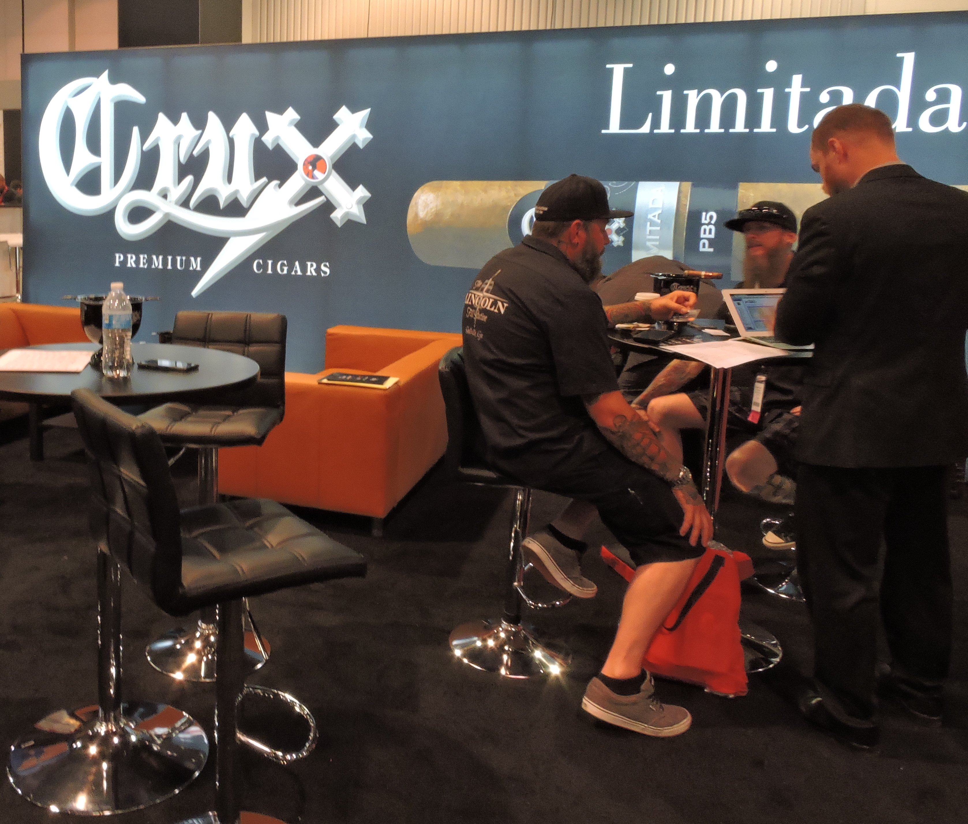 Feature Story: Spotlight on Crux Cigars at the 2018 IPCPR