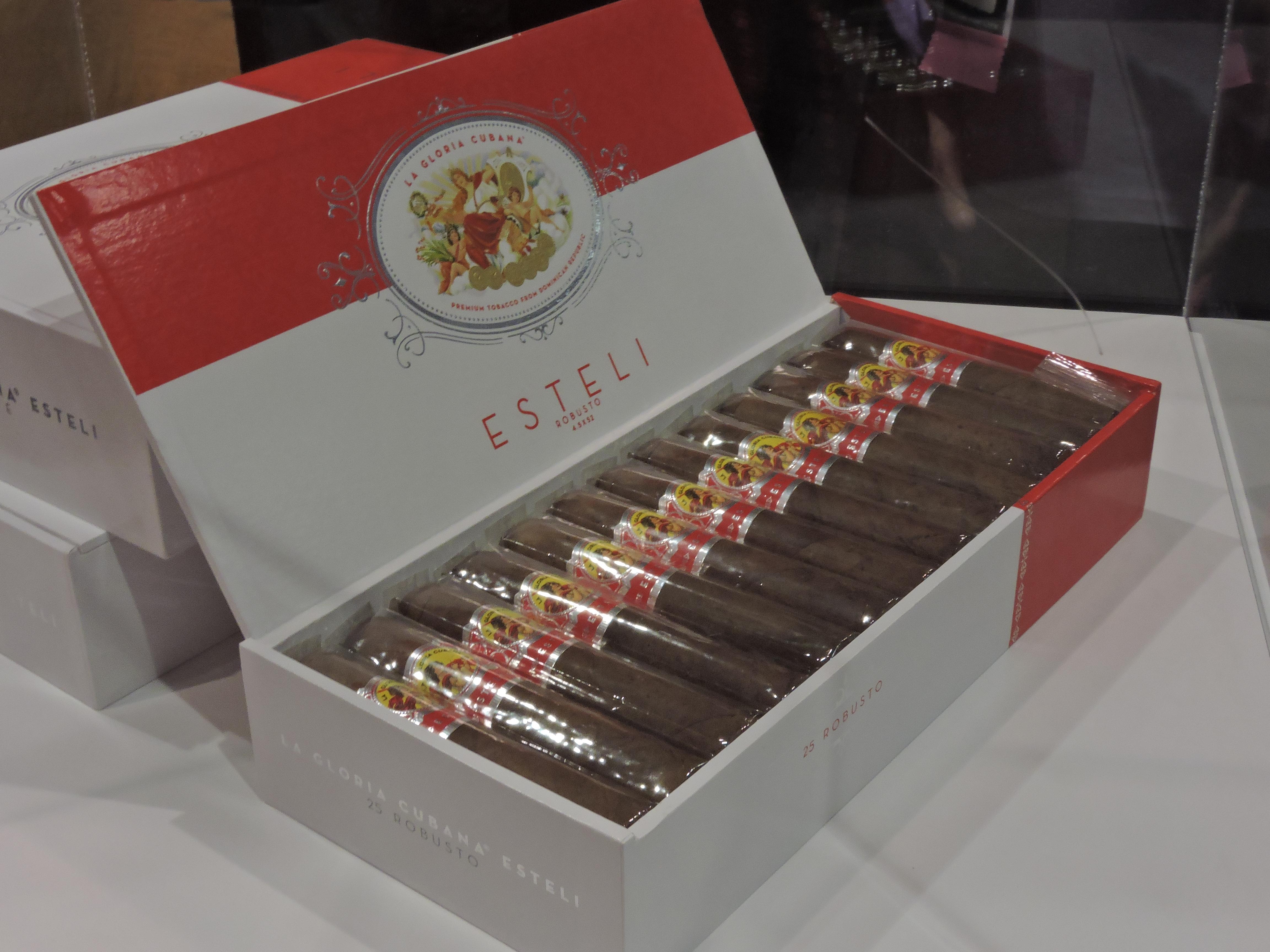 Cigar News: La Gloria Cubana Estelí Launched at 2018 IPCPR