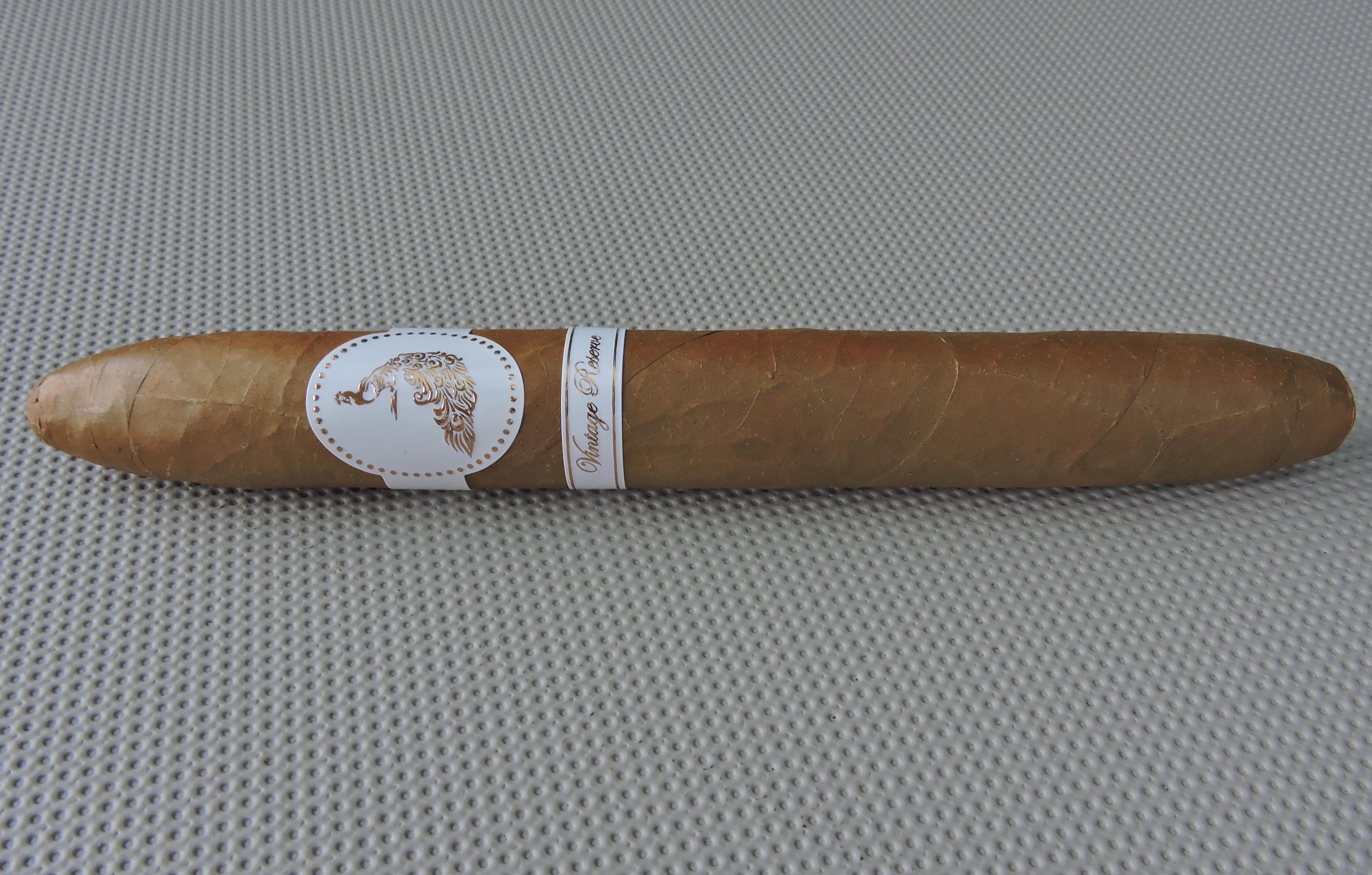 Cigar Review: MQBA Diadem by Bombay Tobak (Pre-Release)
