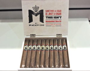 Cigar News: M by Macanudo Launched at 2018 IPCPR Trade Show