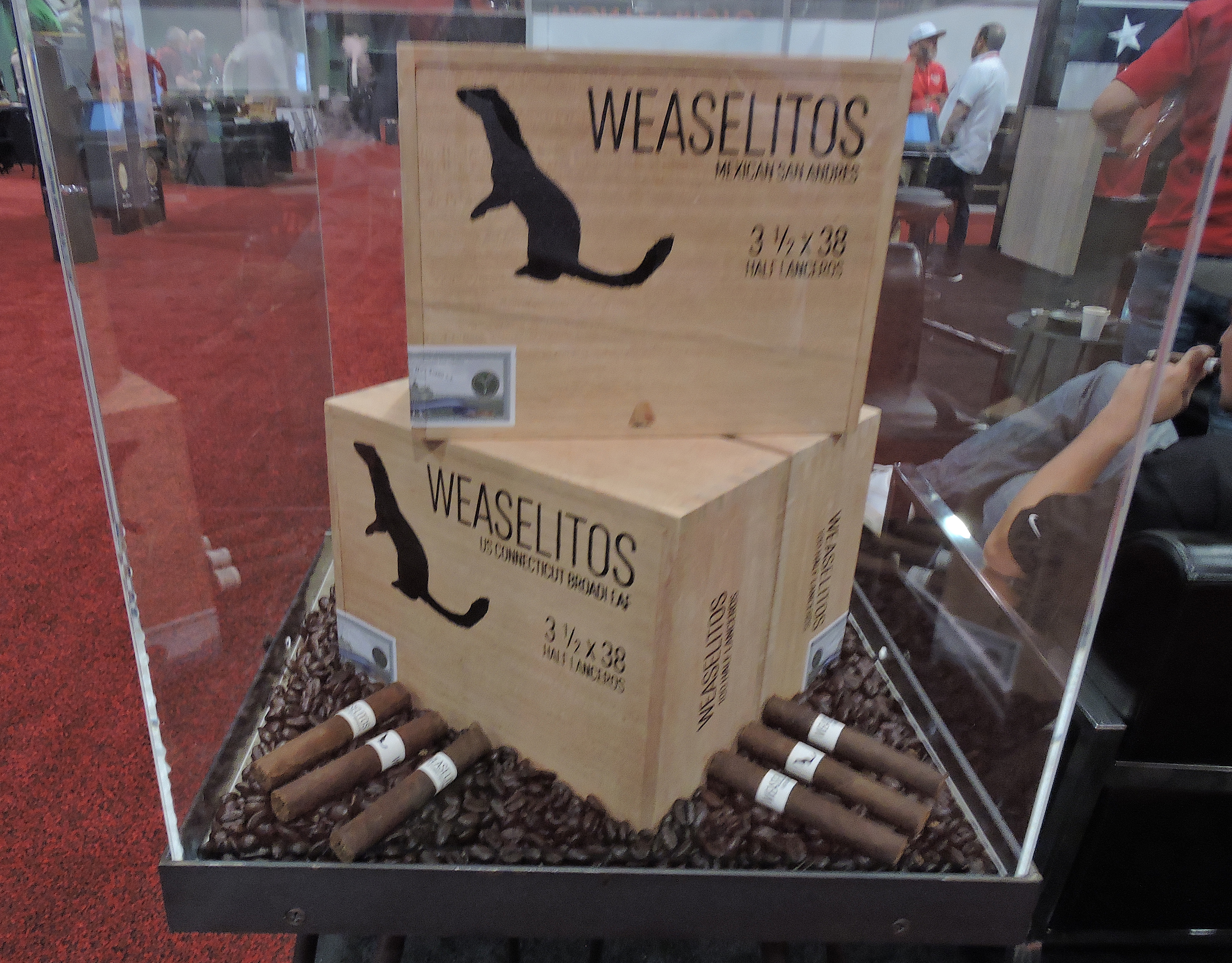 Cigar News: RoMa Craft Tobac Weaselitos Launched at 2018 IPCPR