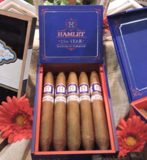 Cigar News: Rocky Patel Premium Cigars Launches Hamlet 25th Year Salomon Line Extension at 2018 IPCPR