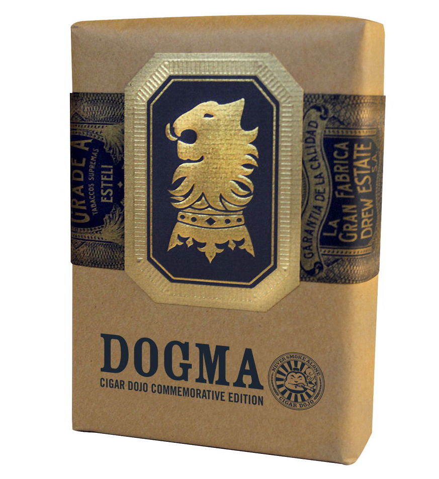 Cigar News: Drew Estate Takes Undercrown Dogma National