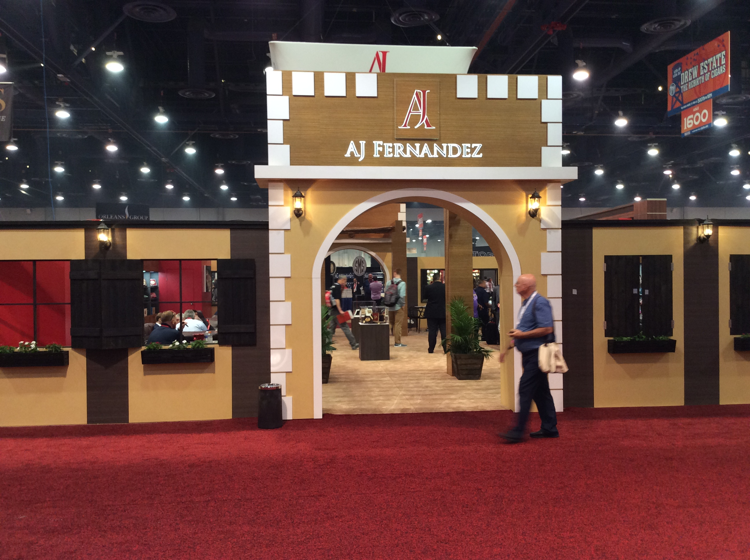 Feature Story: Spotlight on AJ Fernandez Cigars at 2018 IPCPR