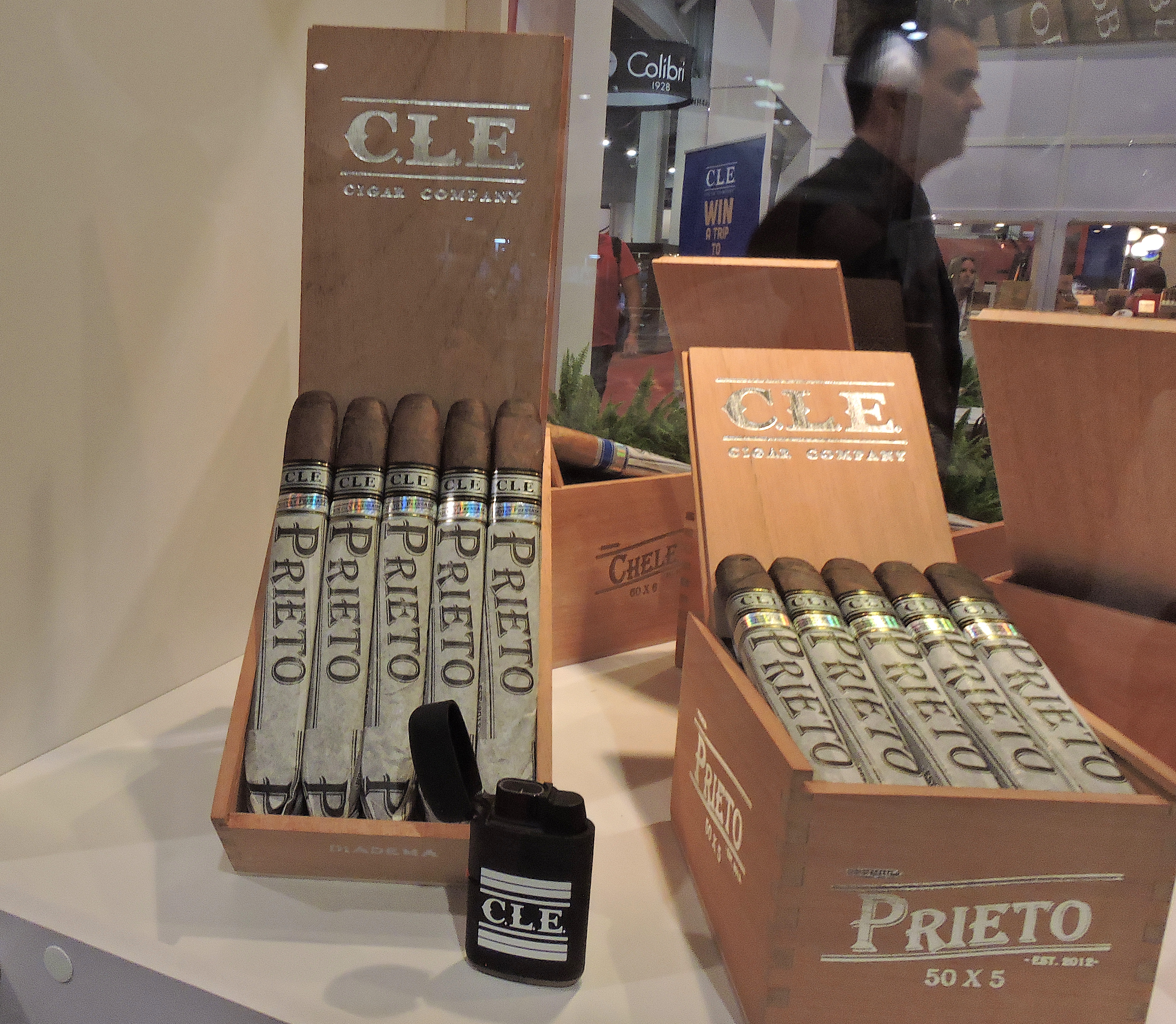Feature Story: Spotlight on C.L.E. Cigar Company and Patoro Cigars at 2018 IPCPR