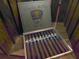 Cigar News: Caldwell Cigar Company Launches Long Live the King MAD MF at 2018 IPCPR