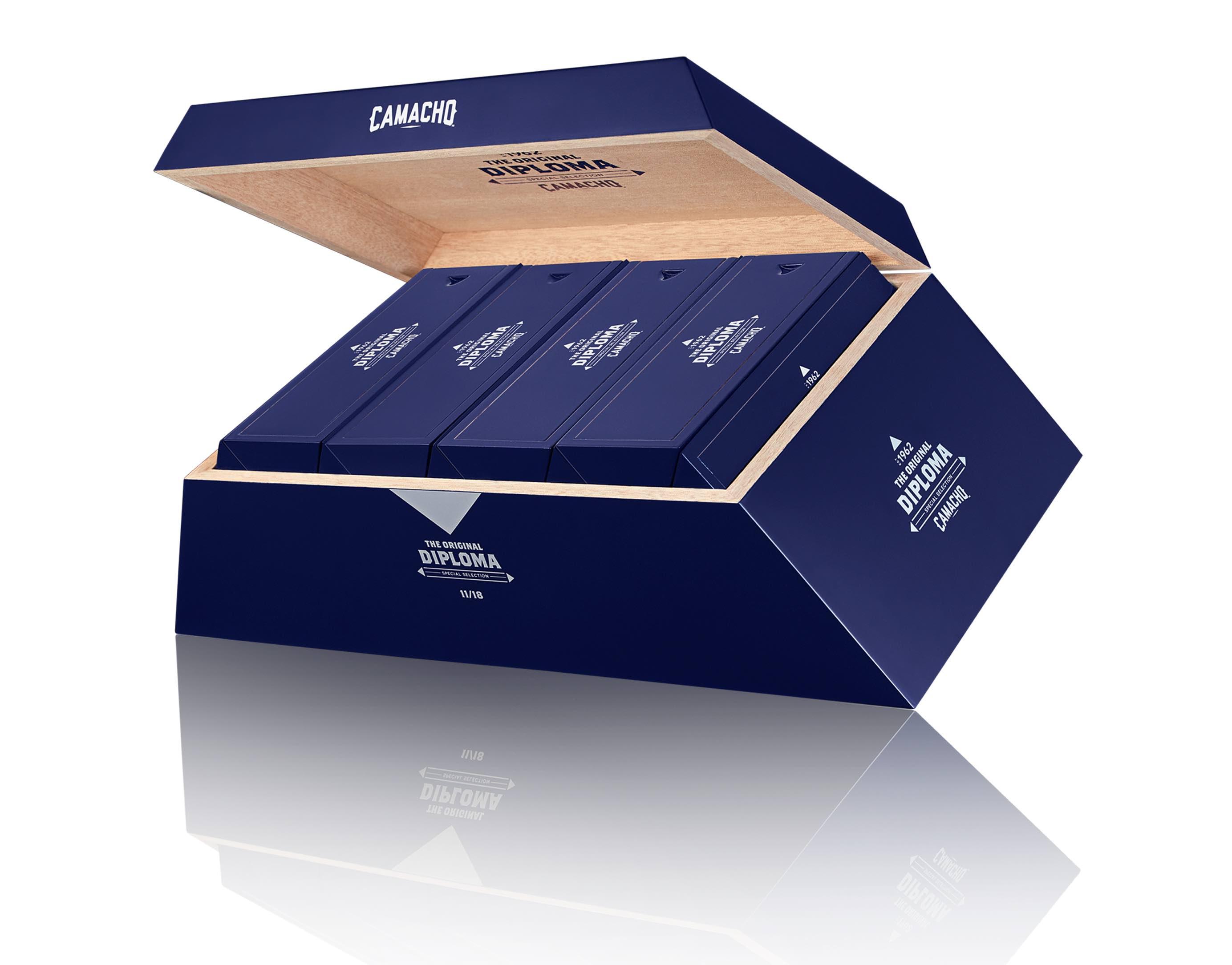 Cigar News: Camacho Diploma Special Selection 11/18 Set to Hit Stores