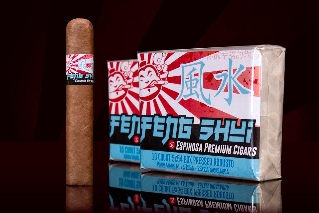 Cigar News: Espinosa Feng Shui Announced as Cigar Dojo Release