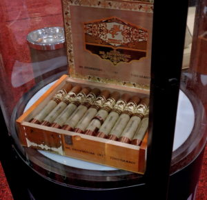 Cigar News: Esteban Carreras Mr Brownstone Natural Launched at 2018 IPCPR