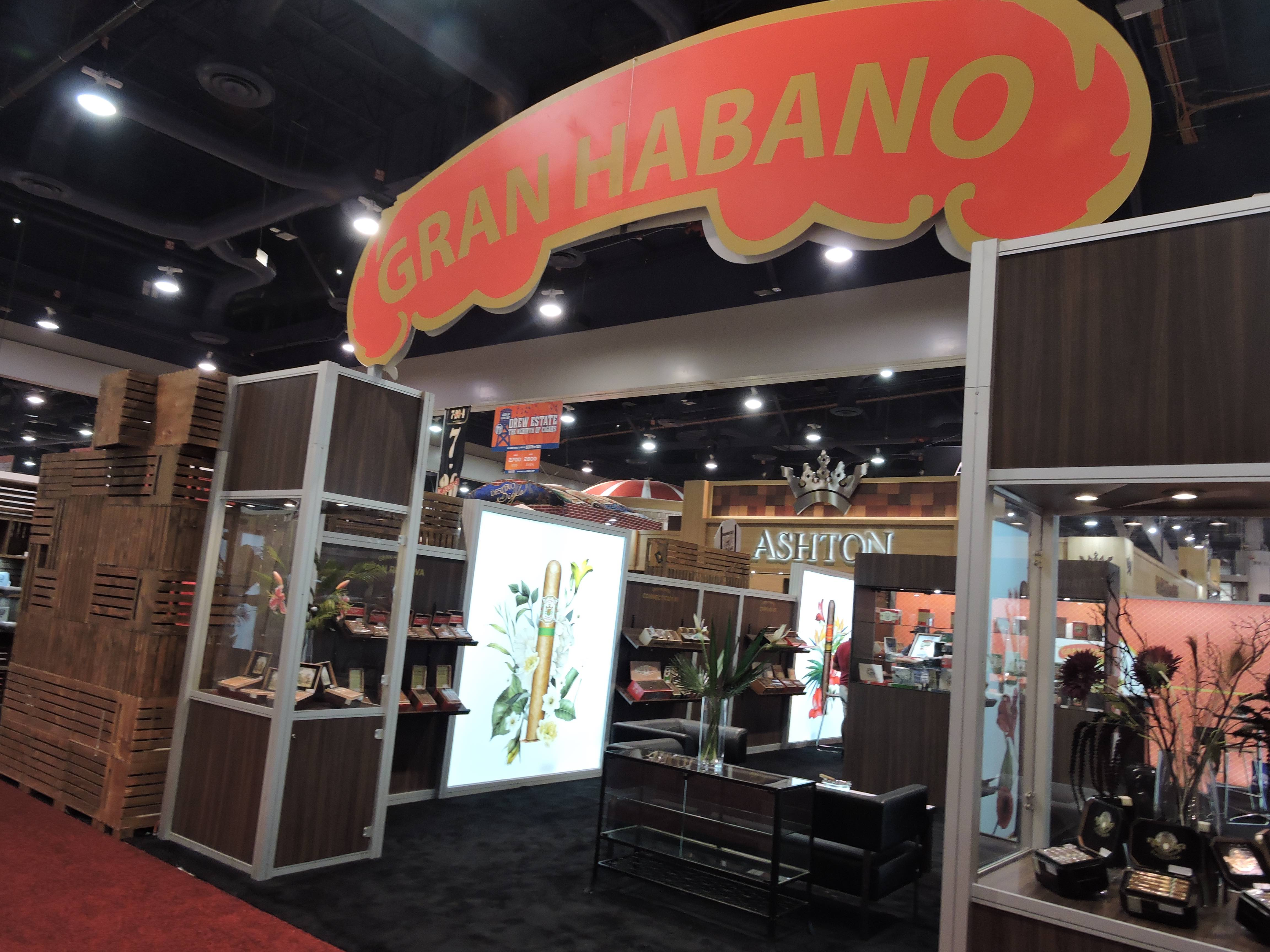 Feature Story: Spotlight on Gran Habano Cigars at the 2018 IPCPR