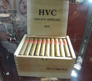 Cigar News: HVC Edición Especial Launched at 2018 IPCPR