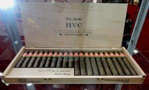 Cigar News: HVC First Selection Broadleaf Goes Regular Production