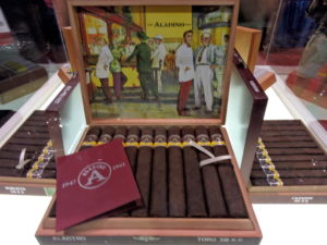 Cigar News: JRE Aladino Maduro Gets Official Launch at 2018 IPCPR