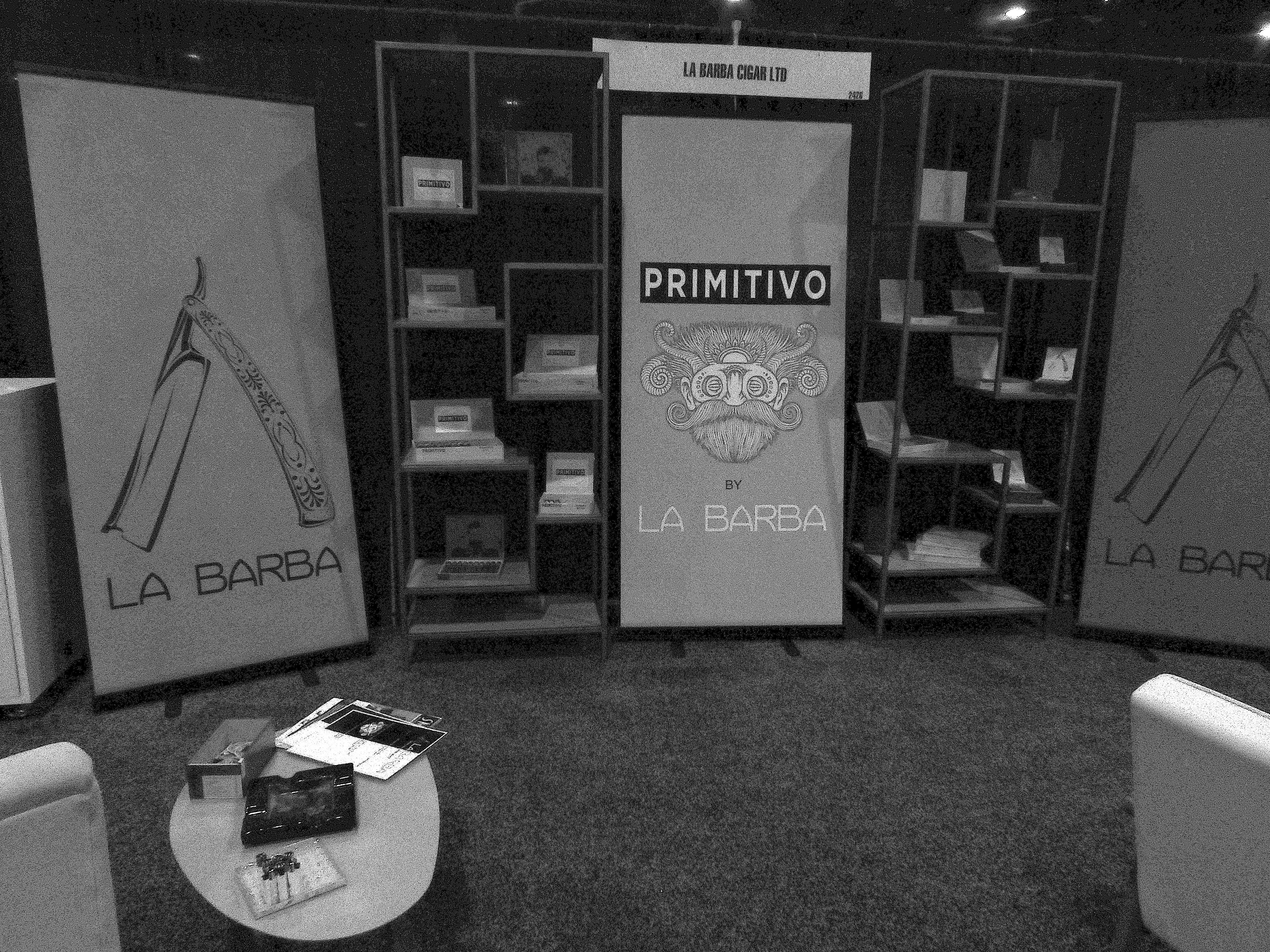 Feature Story: Spotlight on La Barba Cigars at the 2018 IPCPR Trade Show