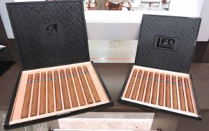 "Cigar News: La Flor Dominicana Showcases Lancero and ""A"" Vitolas for Ligero Blend"