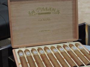 Cigar News: La Palina Goldie Cañonazo Launched at 2018 IPCPR