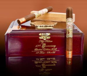 Cigar News: My Father 10th Anniversary Limited Edition 2018 Unveiled at 2018 IPCPR
