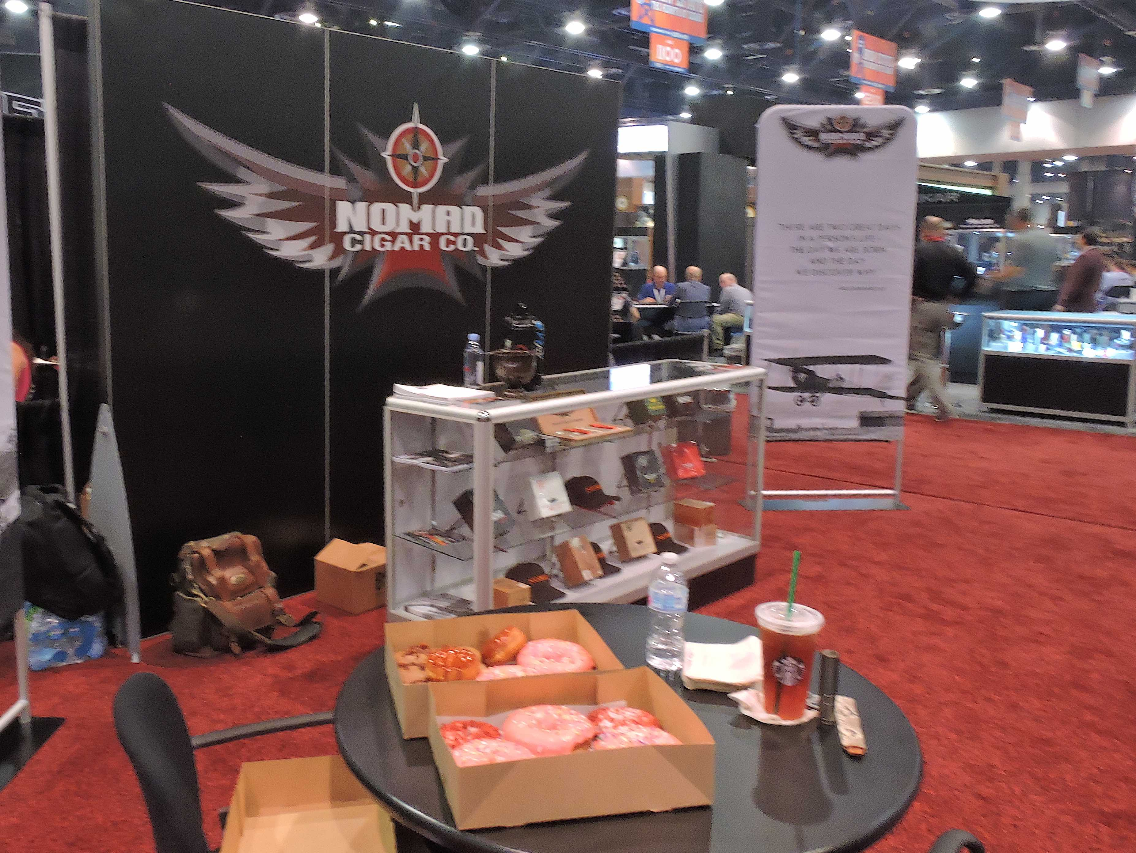 Feature Story: Spotlight on Nomad Cigar Company at the 2018 IPCPR