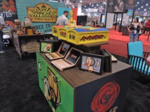 Feature Story: Spotlight on Oscar Valladares Tobacco & Co at 2018 IPCPR