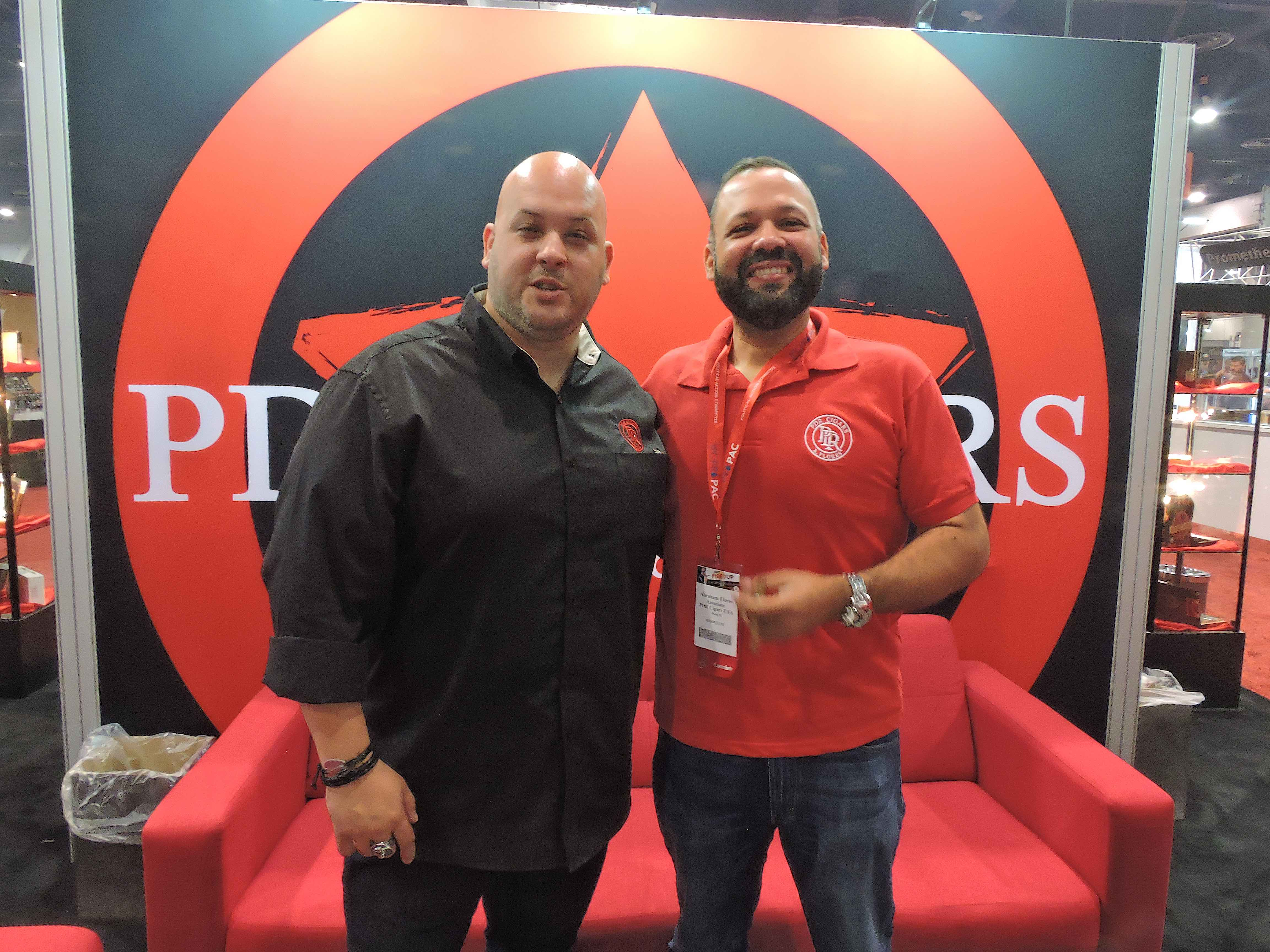 Feature Story: Spotlight on PDR Cigars at the 2018 IPCPR