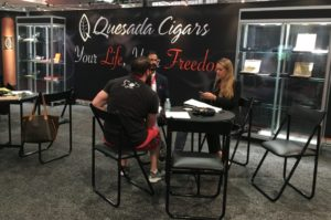 Feature Story: Spotlight on Quesada Cigars at the 2018 IPCPR