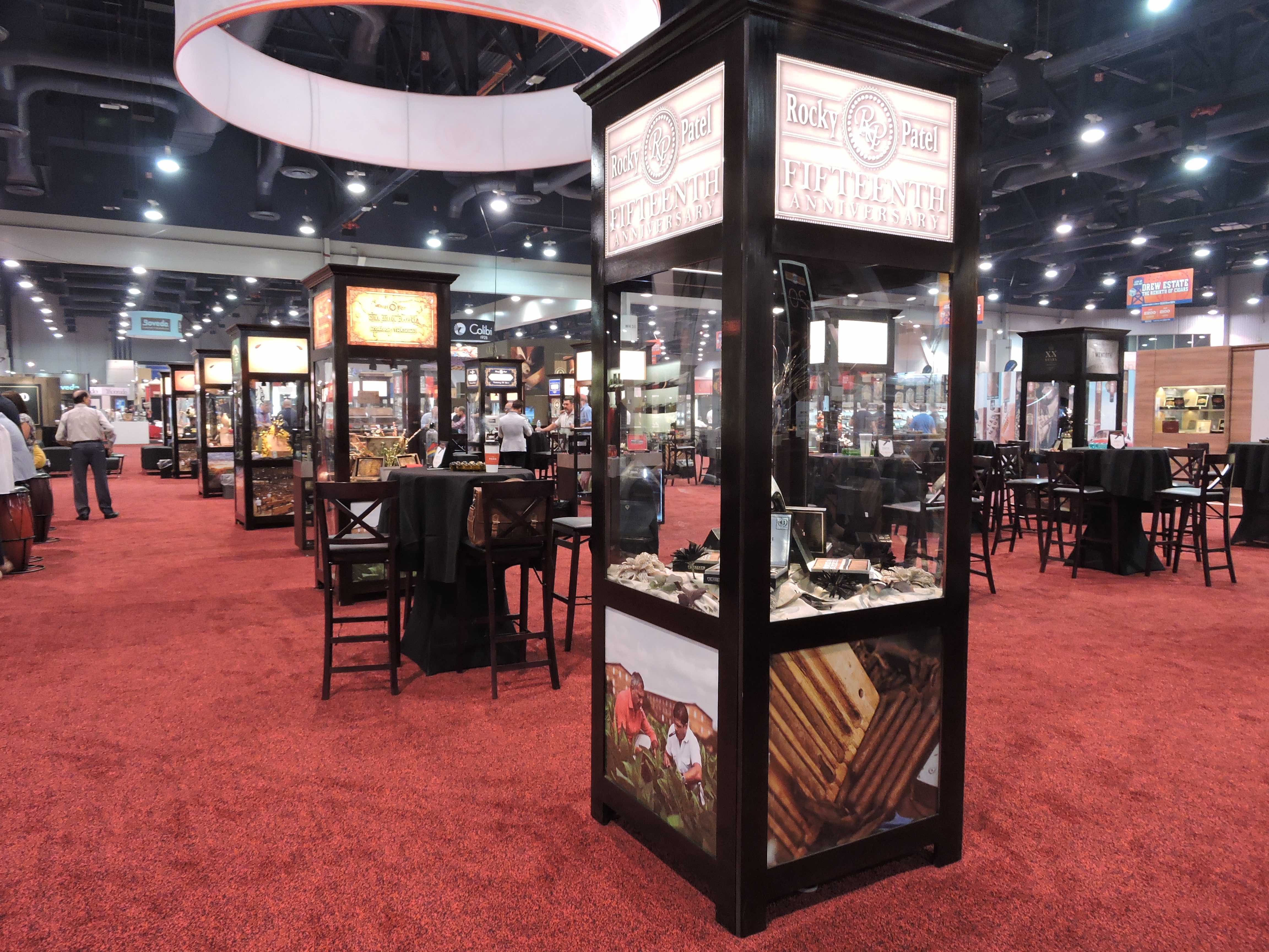 Feature Story: Spotlight on Rocky Patel Premium Cigars at the 2018 IPCPR
