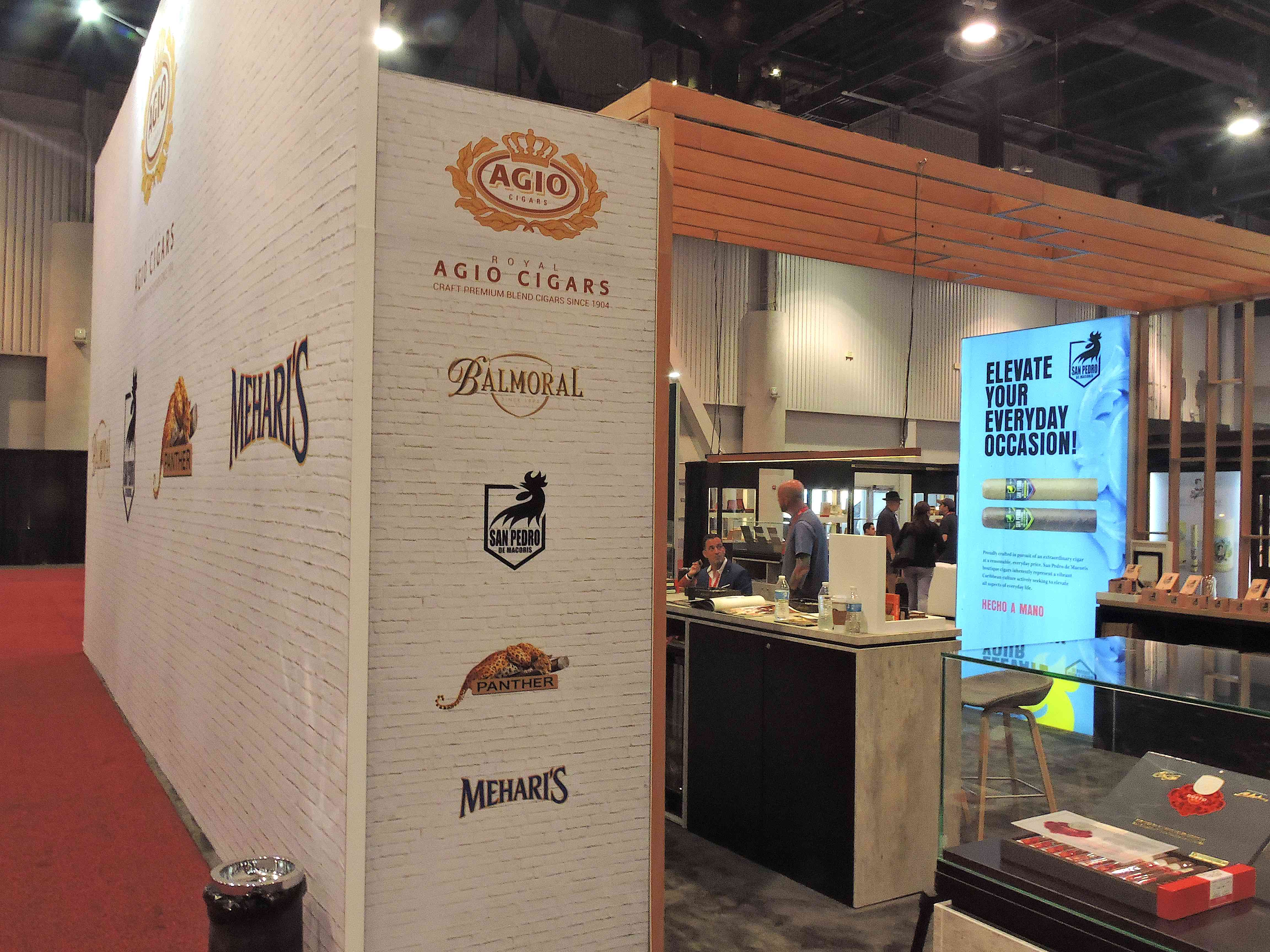 Feature Story: Spotlight on Royal Agio Cigars at the 2018 IPCPR