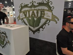 Feature Story: Spotlight on Viaje Cigar Company at the 2018 IPCPR