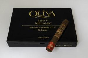 Cigar News: Oliva Serie V Melanio Edición Limitada 2018 Debuts at Inter-Tabac 2018