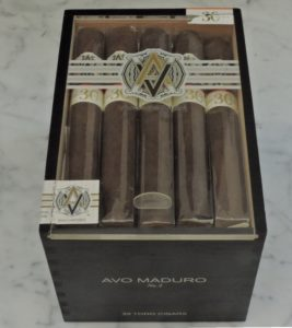 AVO Maduro No. 2 Closed Box