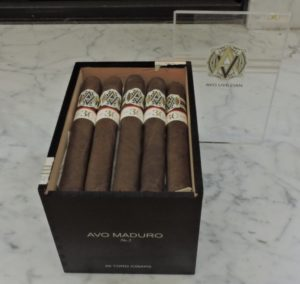 AVO Maduro No. 2 Open Box