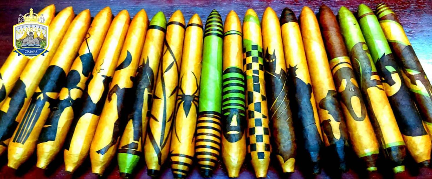 Cigar News: Marrero Cigar Company Announces Cigar Factory Partnership and Artistico Salomon Line