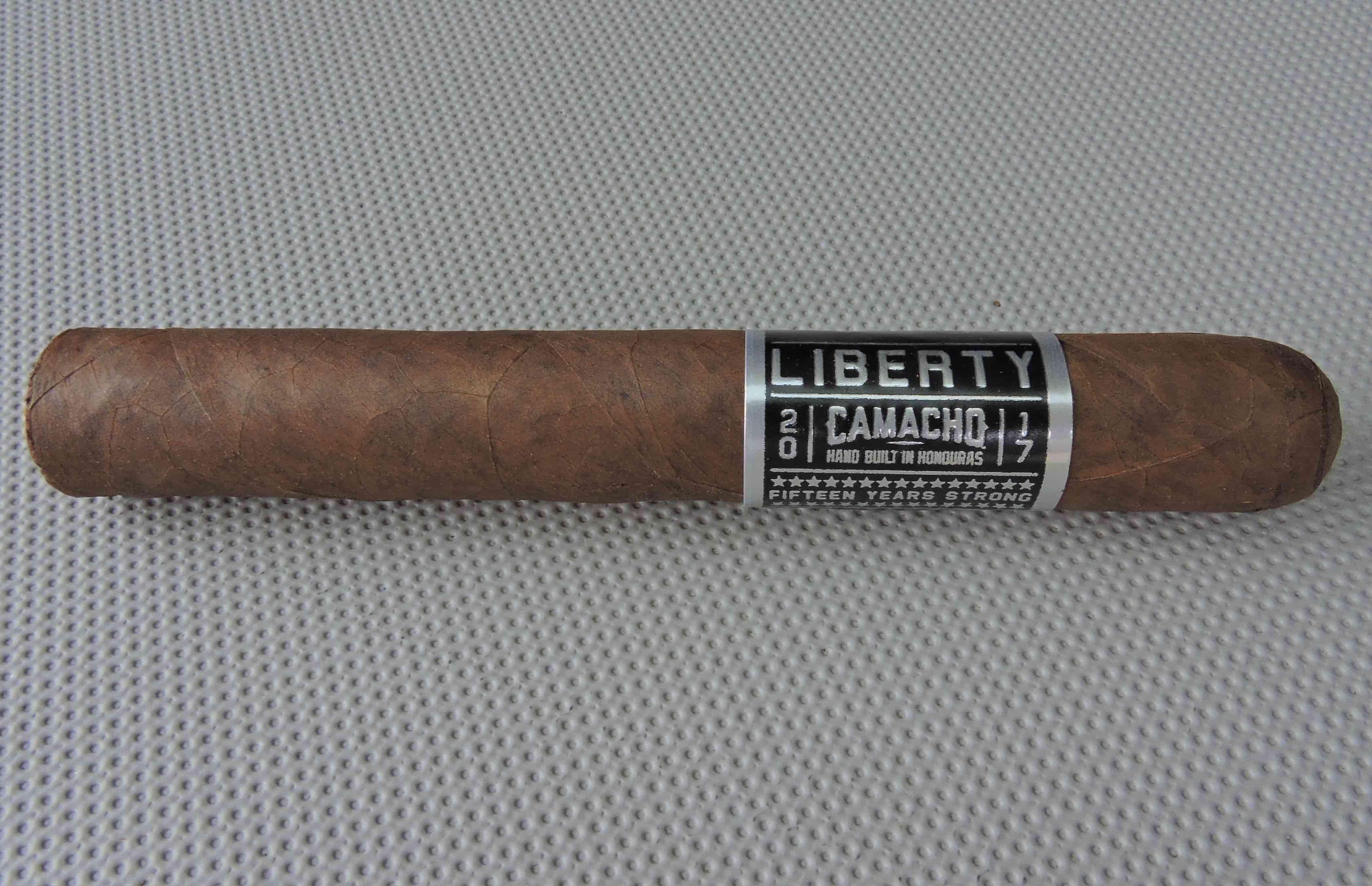 Cigar Review: Camacho Liberty 2017
