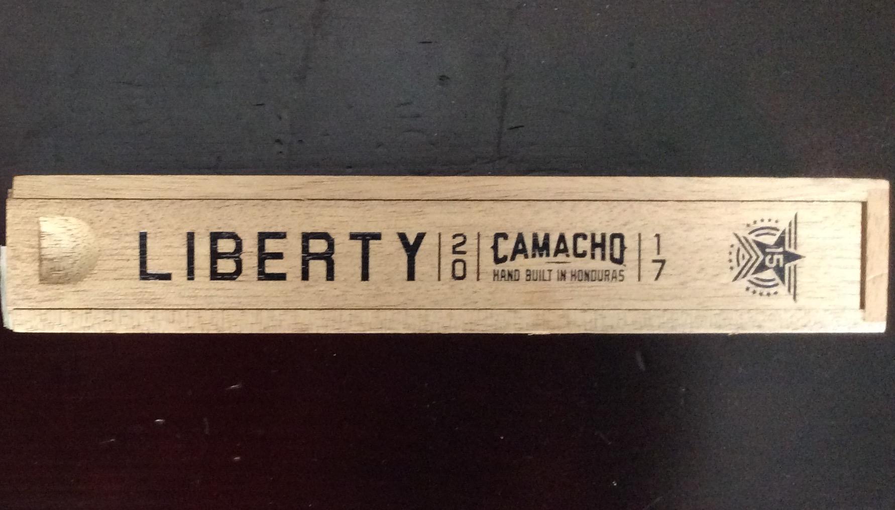 Camacho Liberty 2017 Coffin