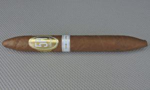 Cigar Review: Davidoff 50 Years Limited Edition Diademas Finas