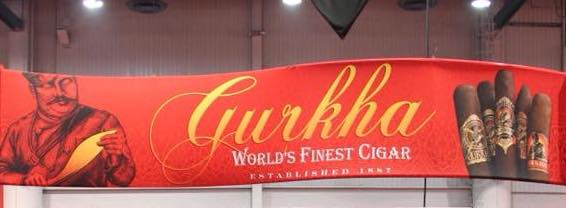 Feature Story: Spotlight on Gurkha Cigars at the 2018 IPCPR