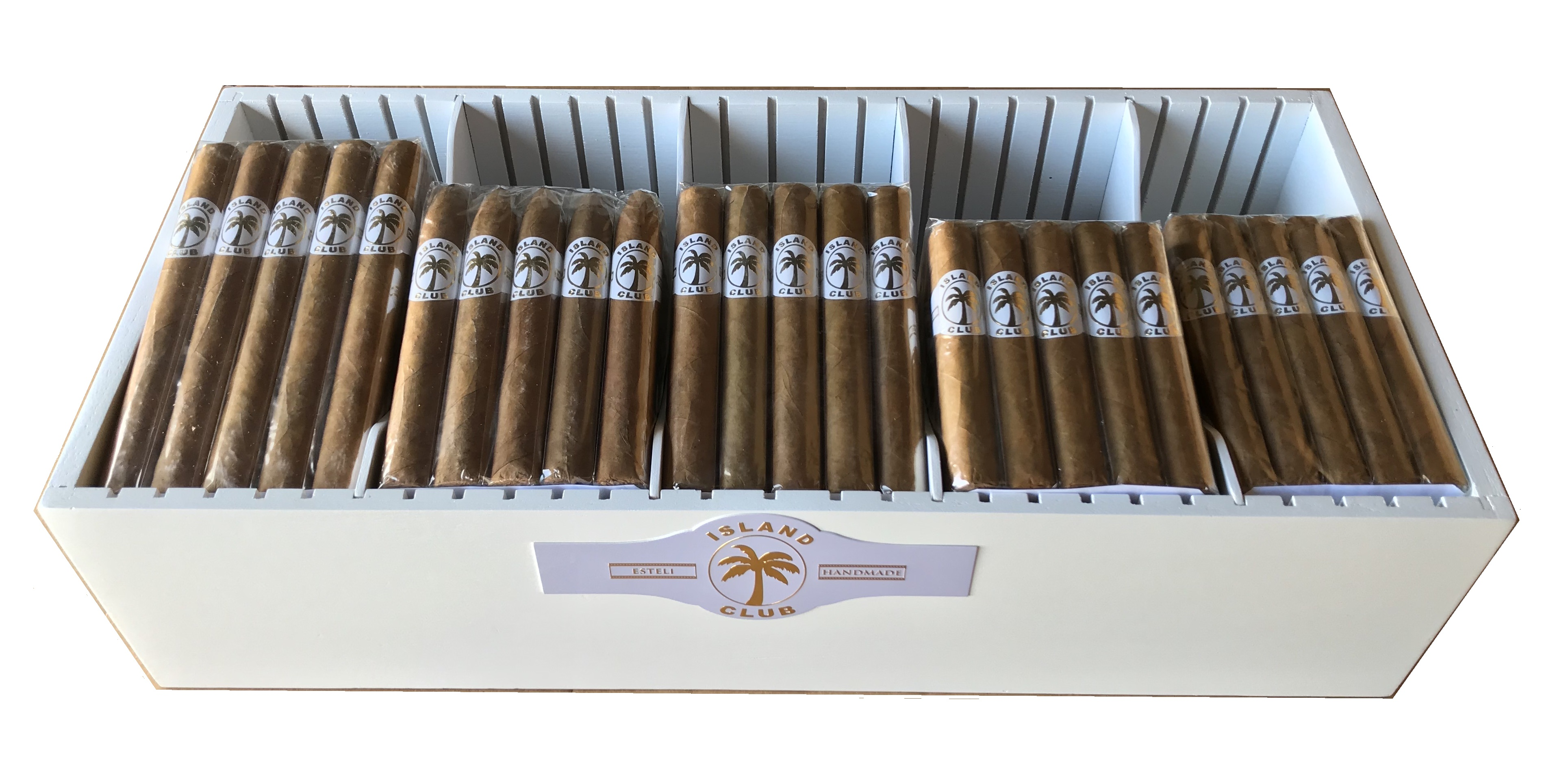 Cigar News: Island Lifestyle Importers Announces Availability of Island Club Cigars